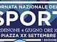 Giornata Nazionale dello Sport – 4 Giugno a Pordenone: Ci siamo anche noi