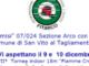 """VII° Torneo indoor 18m """"Fiamme Cremisi"""" – 9 – 10 Dicembre 2017"""