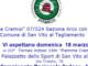 "12° Torneo Indoor 18m ""Fiamme Cremisi"" – 18 Marzo 2018"