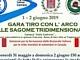 1-2 Giugno 2019 – Gara Tiro con l'Arco Alle Sagome Tridimensionali