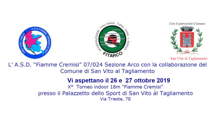 Calendario Gare Fitarco.Fitarco Archivi Fiamme Cremisi