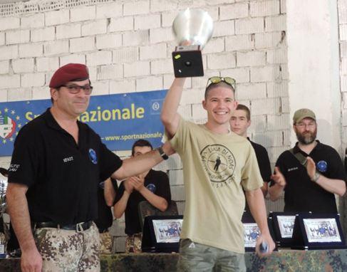 FIAMME CREMISI QUIS-ULTRA – Premio fair play al torneo Luna di Noas