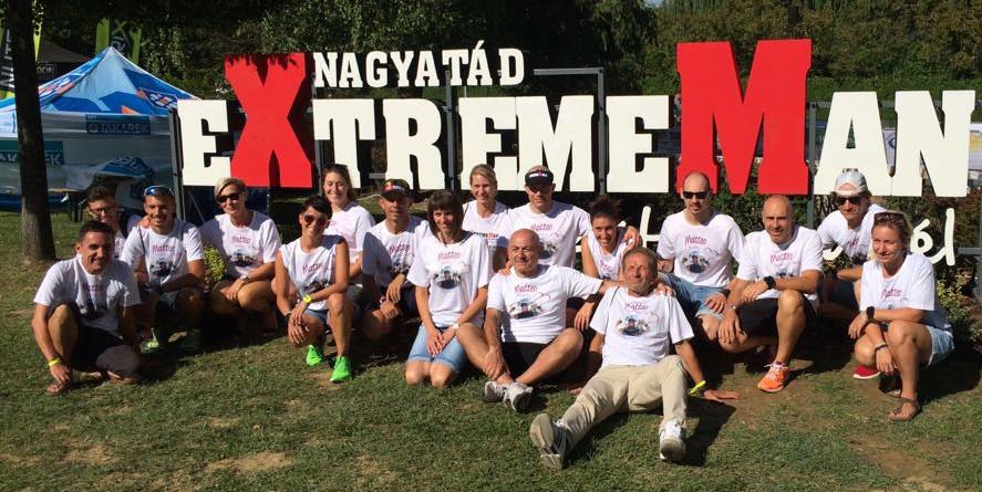 L'Avventura delle Fiamme Cremisi all'eXtremeMan in Ungheria