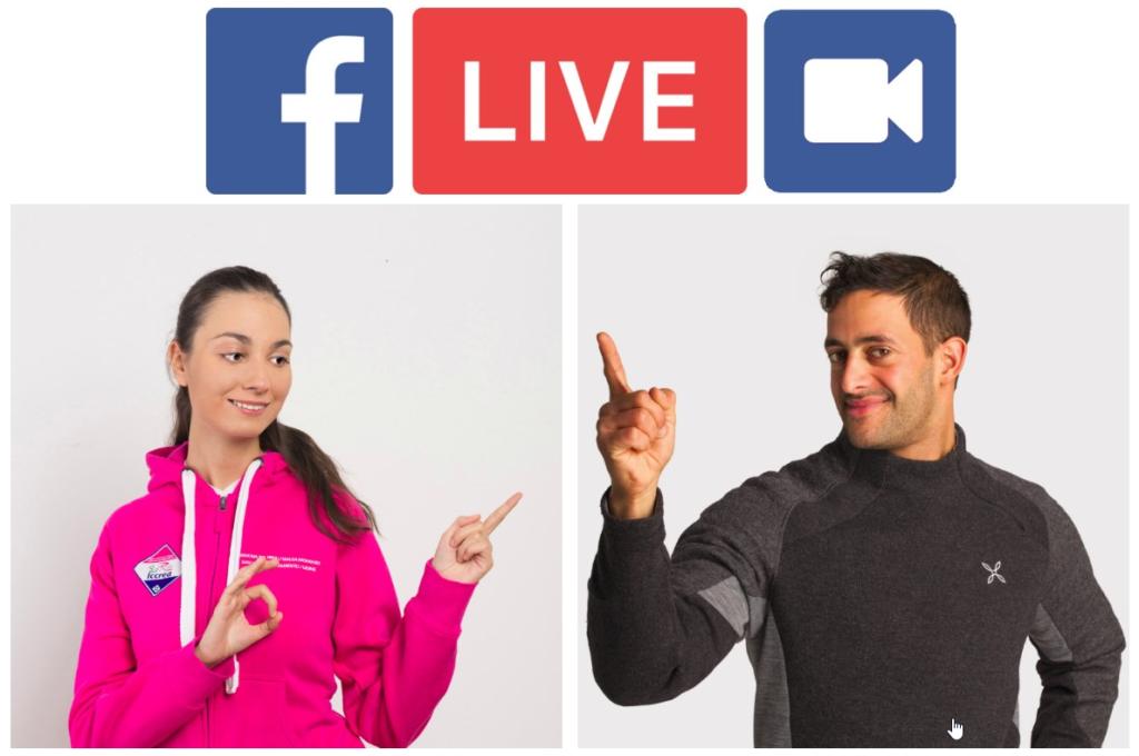 Passaggio di consegne tra Beatrice Cal e l'olimpionico Molmenti: segui la live su Facebook